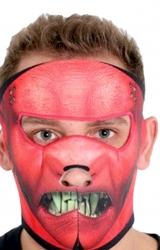 Meia Máscara Dublada Mutante