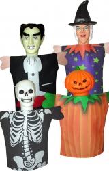 Fantoche Halloween