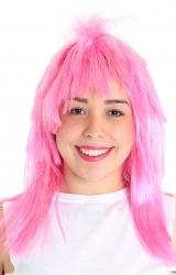 Peruca Punk Rosa