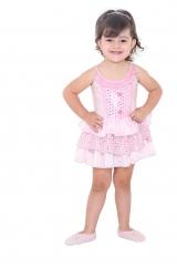 Fantasia Bailarina Bebê Luxo