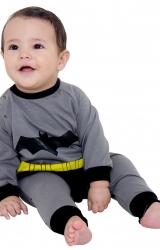 Fantasia Macacão Batman