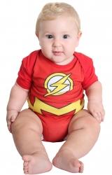 Fantasia Body Verão The Flash