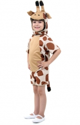 Fantasia Girafa Curta