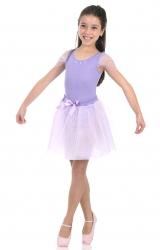 Fantasia Bailarina Lilás