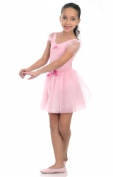 Fantasia Bailarina Rosa