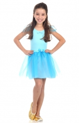 Fantasia Bailarina Azul