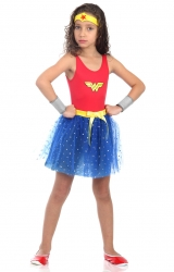Fantasia Mulher Maravilha - Dress Up