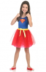 Fantasia Super Mulher - Dress Up