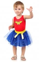 Fantasia Mulher Maravilha Dress Up Bebê