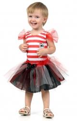 Fantasia Pirata Dress  Up 1 Ano
