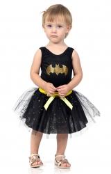 Fantasia Batgirl Dress Up Bebê