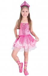 Fantasia Barbie Sapatilhas Mágicas Std