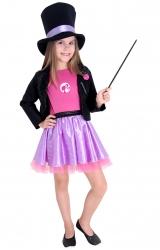 Fantasia Barbie Quero Ser Mágica