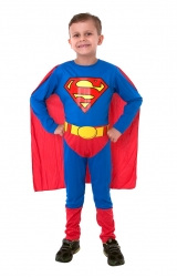 Fantasia Super Homem Std