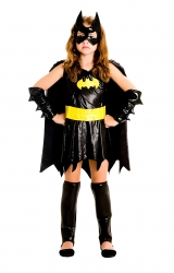 Fantasia Bat Girl Luxo