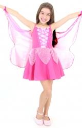 Fantasia Borboleta Pink