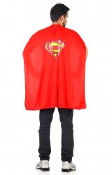 Capa Super Homem Adulto