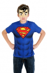 Kit Fantasia Fast 2 Go Super Homem
