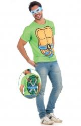Kitfast 2 Go Adulto- Tartaruga Ninja  Leonardo