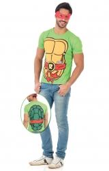 Kitfast 2 Go Adulto- Tartaruga Ninja  Raphael