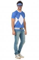 Fast 2 Go Power Rangers Azul