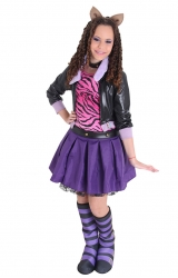 Fantasia Monster High - Clawdeen Wolf