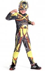 Fantasia Transformers 4 Premium - Amarelo