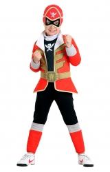 Fantasia Power Ranger S.m.f Verm.premium