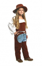 Fantasia Cowgirl Luxo