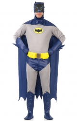 Fantasia Batman Vintage Premium Adulto