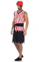 Fantasia Pirata Masculino - Adulto