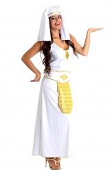 Fantasia Cleópatra Branca