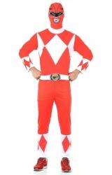 Fantasia Power Rangers  Mighty Morphin Vermelho