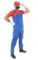 Fantasia Mario Masculino Adulto