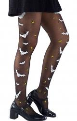 Meia Calça Morcegos | Estrelas