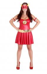 Fantasia The Flash Feminina
