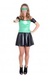 Fantasia Lanterna Verde Feminino