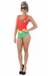 Fantasia Body Robin Adulto