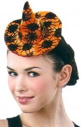 Mini Chapéu Laranja