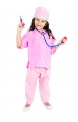 Kit Enfermeira Rosa