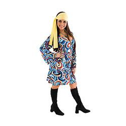 Fantasia Hippie Moderno Fem.adulto c9720b15bd